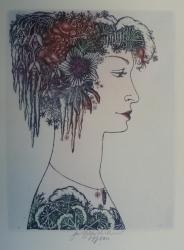 Olga Vychodilová - Leden - únor