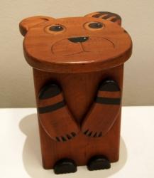 Michael Pavlovský - Box - medvěd