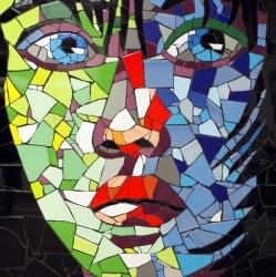 Eva Svobodová - Barevný obličej
